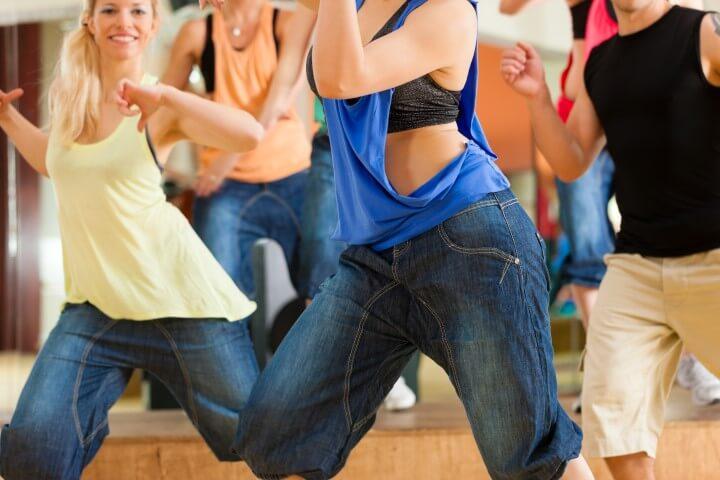 שיעורי ריקוד למבוגרים - סטודיו גבריאלה